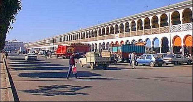 حريق في سوق الثلاثاء بأنزكان يخلف خسائر مادية جسيمة
