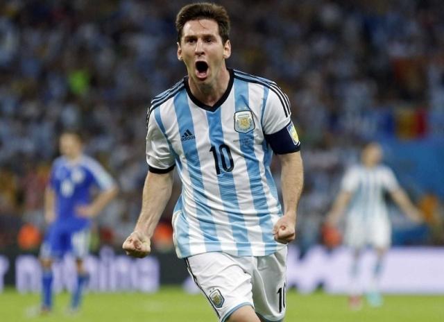ميسي يغيب عن المباراة الودية بين الأرجنتين وألمانيا