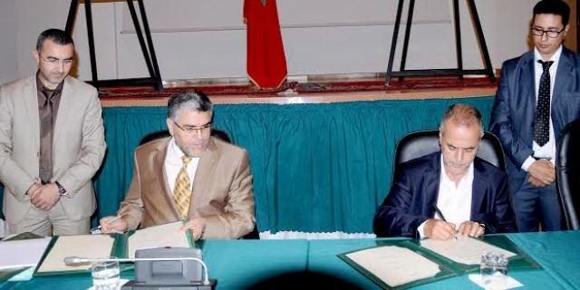 وزارة العدل والحريات المغربية توقع اتفاقيات تعاون مع 37 جمعية عاملة في مجال حقوق الإنسان