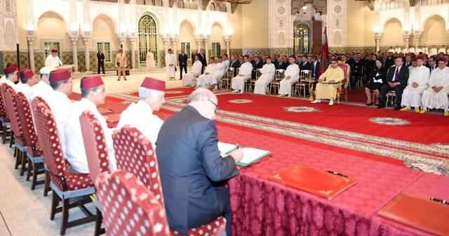 الملك محمد السادس يطلق  مخطط تنمية جهة الدار البيضاء الكبرى