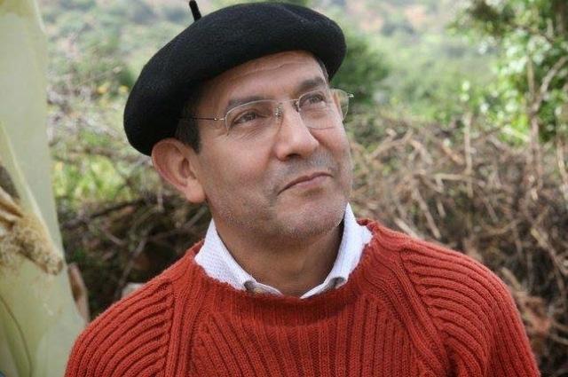 تكريم الزجال المغربي احمد المسيح في تونس