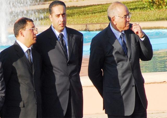 أوسمة اسبانية لمسؤولين بالمديرية العامة لمراقبة التراب المغربي