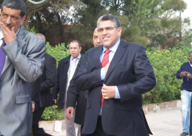 إحالة ملفات فساد بمجلس المستشارين على القضاء