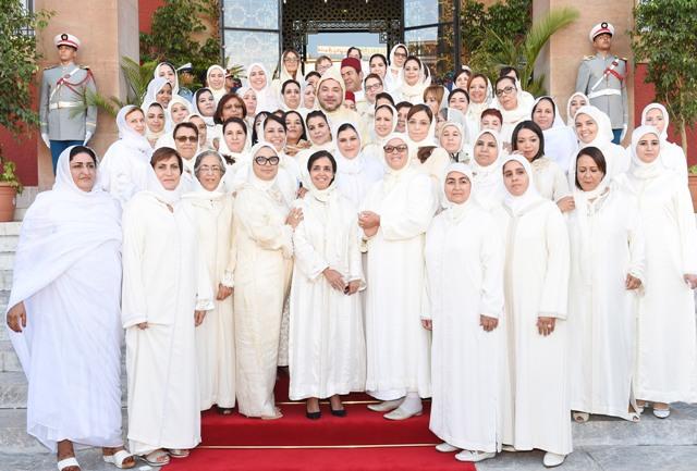 مغربيات يستعرضن في باريس خطوات المغرب في مجال حماية حقوق النساء