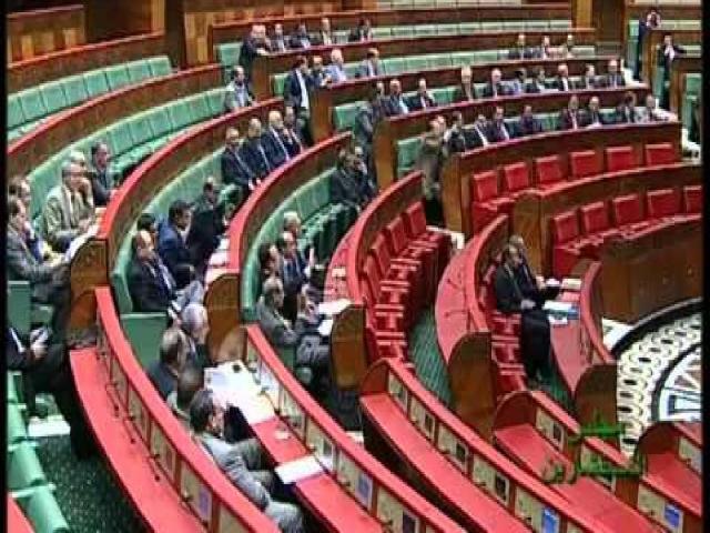 مجلس المستشارين يصادق  على مشروع قانون المالية التنظيمي