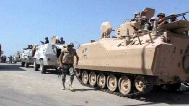 المغرب يستنكر الحادث الإرهابي الشنيع في شمال سيناء بمصر