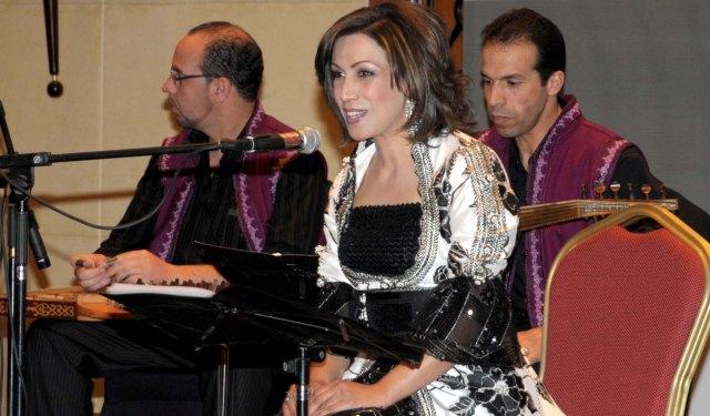 الفنانة المغربية سميرة القادري: البحث في التراث الموسيقي غير كاف