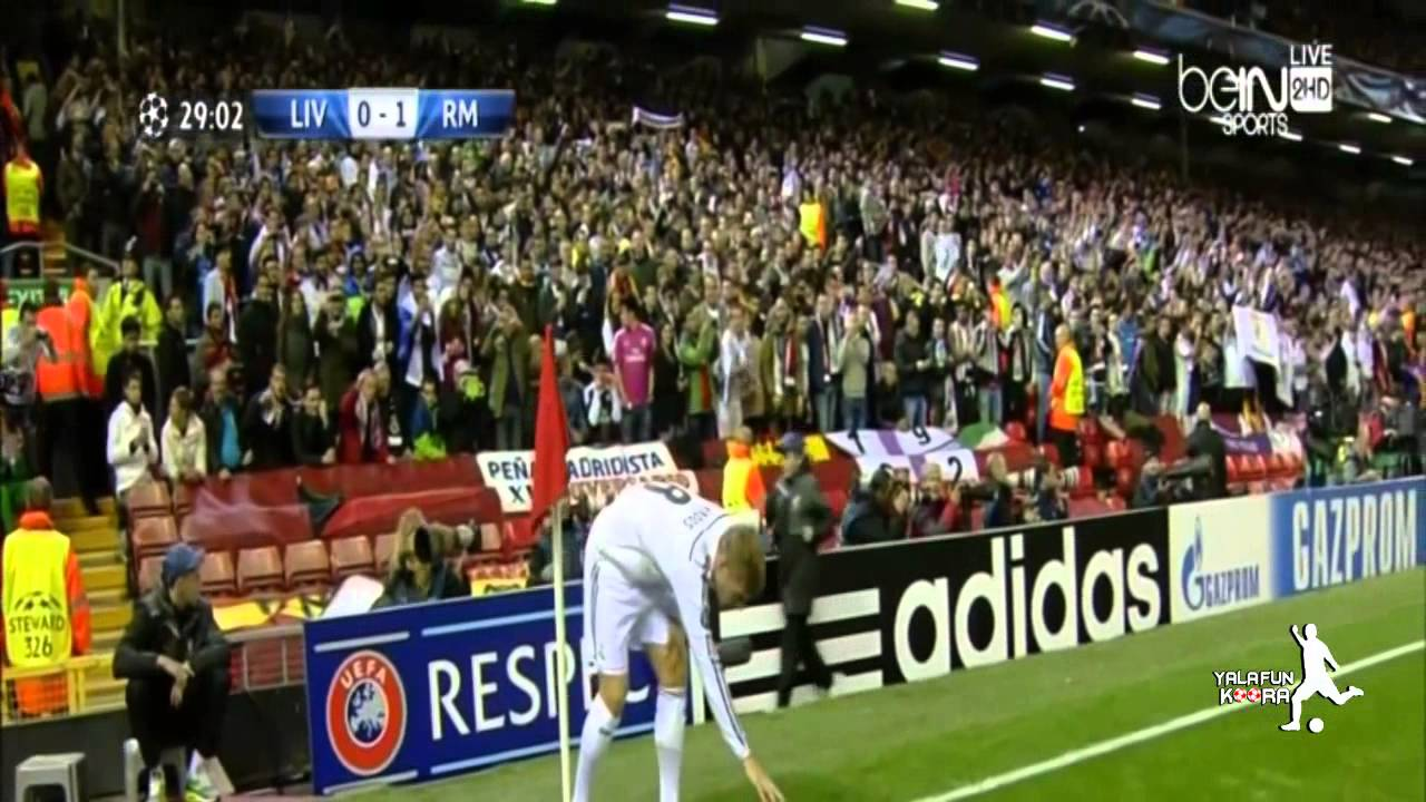 ليفربول- الريال: 0-3