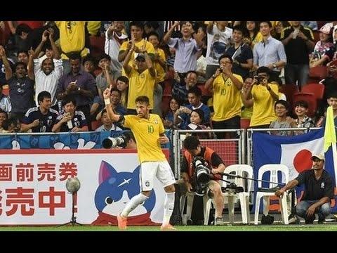 البرازيل 4-0 اليابان