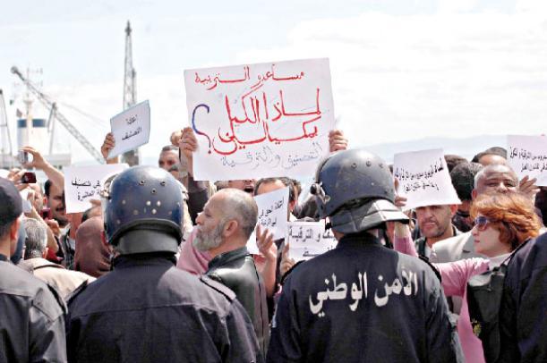 تعليمات إقصائية وتهديدات ومتابعات قضائية ضد النقابيين في الجزائر