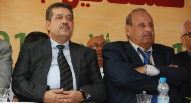 شراط يخلف شباط على رأس الذراع النقابي لحزب الاستقلال