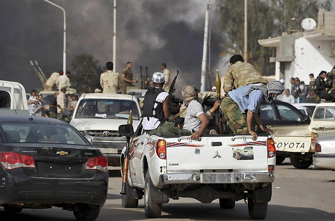 ليبيا: لجنة حقوق الإنسان تندد بتجدد المواجهات في سبها