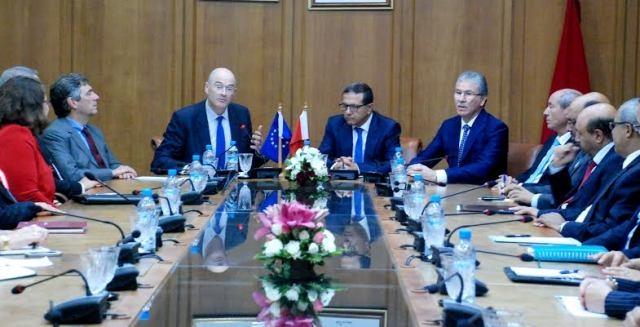 المغرب والاتحاد الأوروبي يوقعان اتفاقية تمويل بقيمة 50 مليون أورو