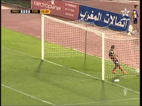 المغرب الفاسي 1 -0 الجيش الملكي