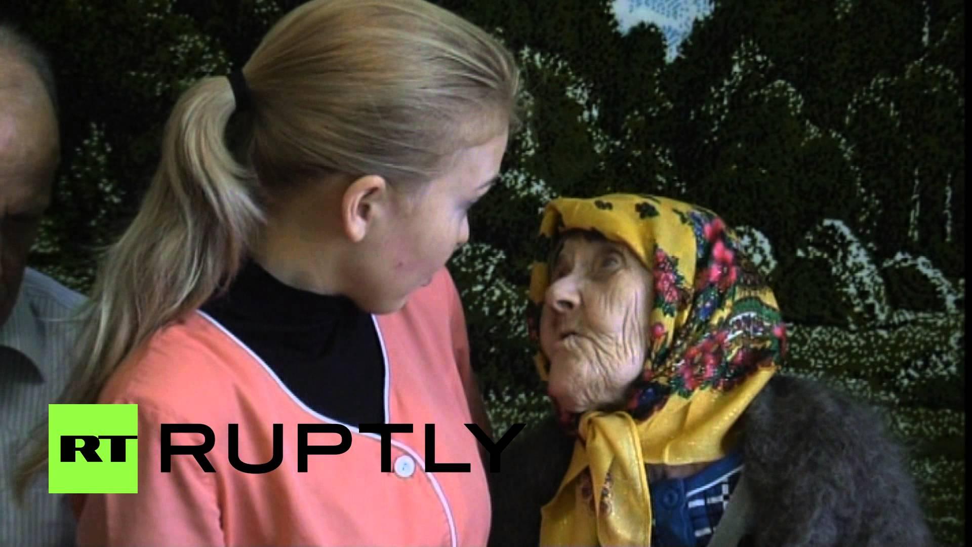 مسنَّة تتزوج بعد تخطيها 101 عام