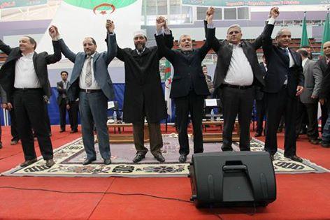 المعارضة الجزائرية تدعو لانتخابات مبكرة