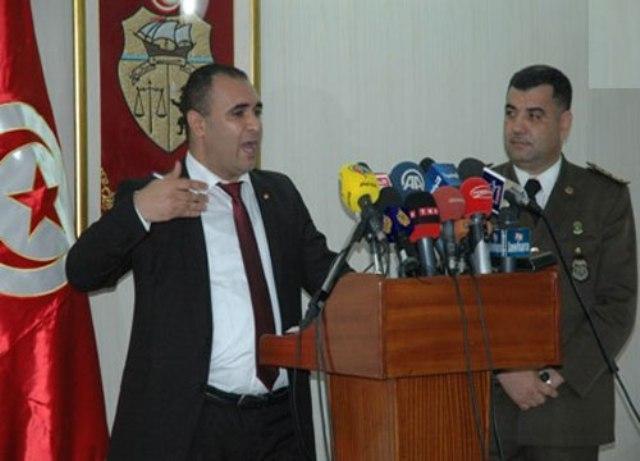 وزير الداخلية التونسي .. أحداث وادي الليل لاتهدد العملية الانتخابية