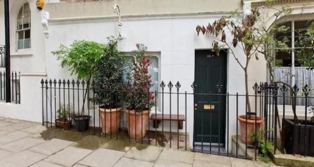 بالصور.. أصغر منزل في بريطانيا مساحته 17.4 متر