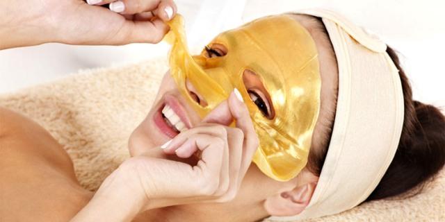 الذهب والألماس أحدث الماسكات لحيوية بشرتك