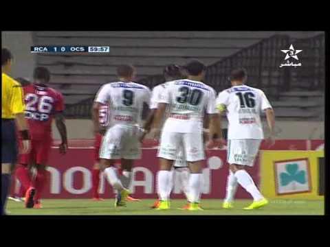الرجاء البيضاوي- أولمبيك أسفي 2-0
