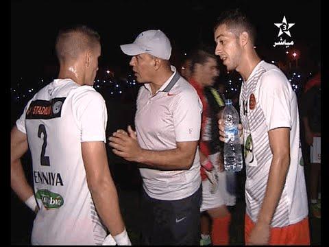 نهضة بركان 2-0 المغرب الفاسي