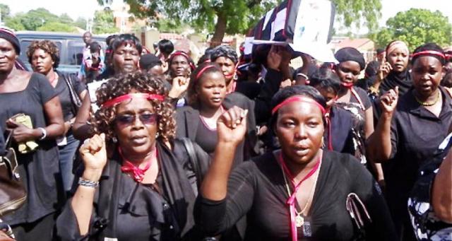 نساء السودان يمتنعن عن الجنس لوقف الحرب