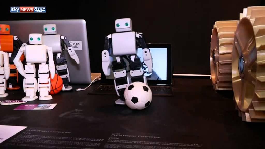 معرض طوكيو لتصميم الروبوت لعام 2014