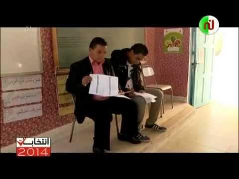 أجواء الإقتراع في ولاية القصرين