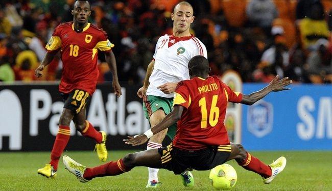 المنتخب المغربي يسحق منتخب كينيا بثلاثية