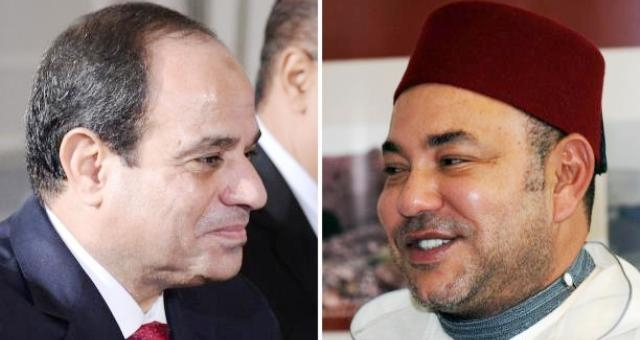 تماسيح وعفاريت مغربية ومصرية