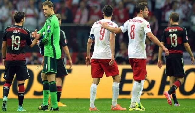 منتخب ألمانيا يسقط أمام بولندا بهدفين