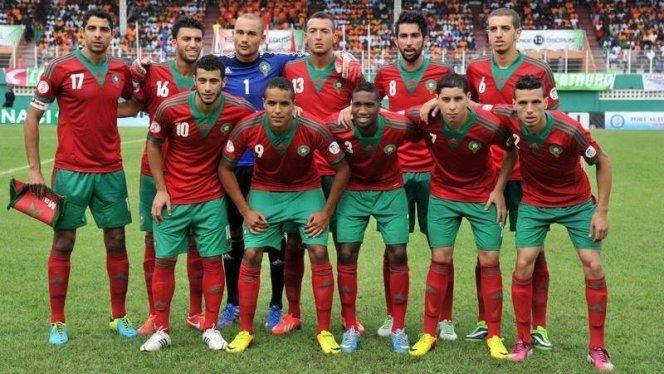 غيابات وازنة بالمنتخب المغربي أمام افريقيا الوسطى