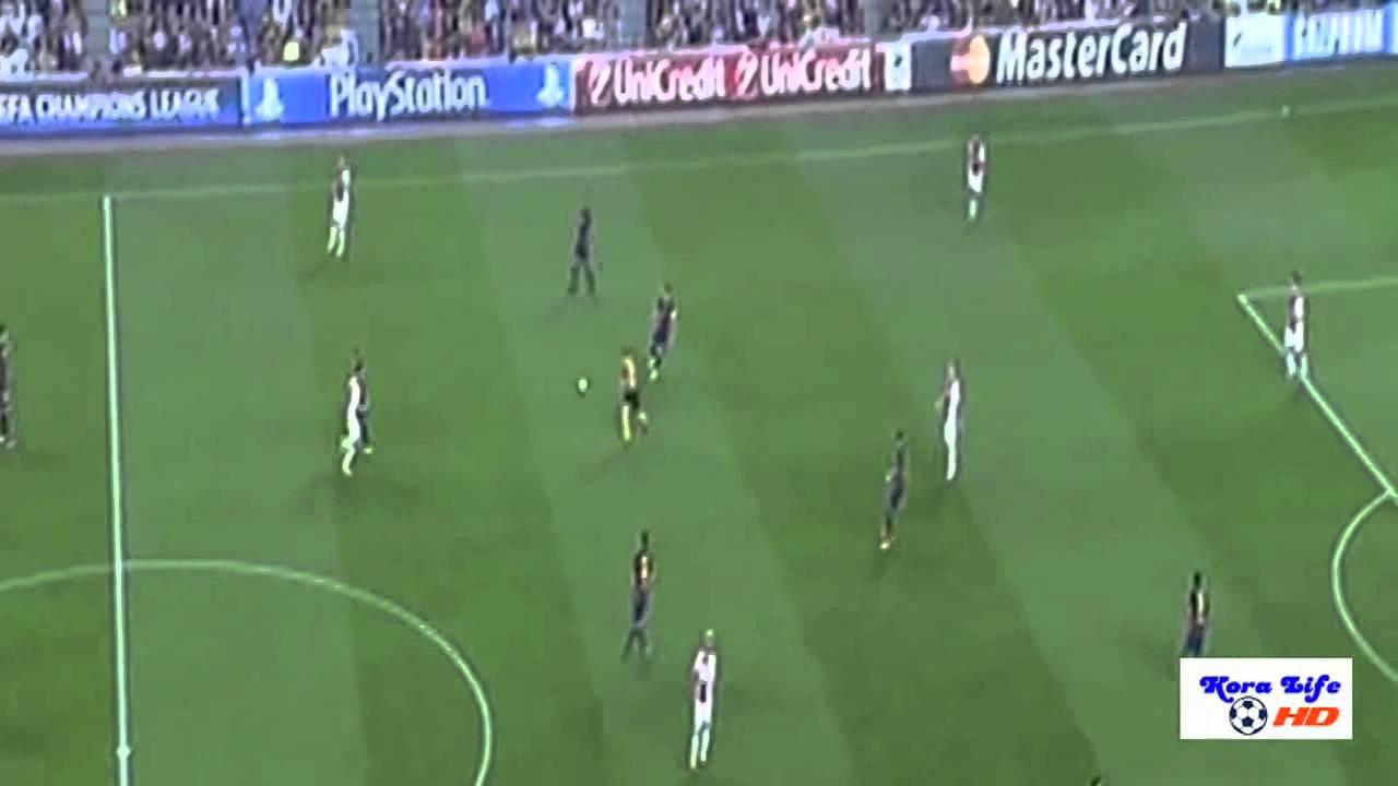 برشلونة وأجاكس 3-1