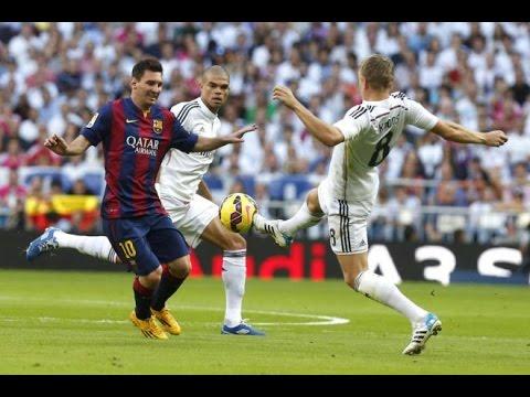 الريال- برشلونة :3-1