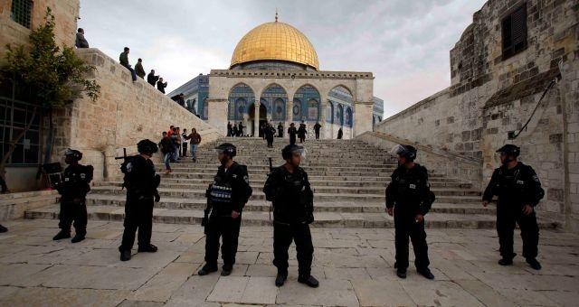 تواصل الغضب الفلسطيني جراء اقتحام الأقصى