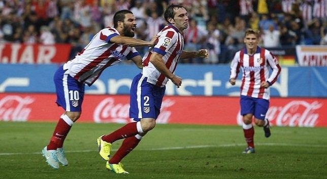 أتلتيكو مدريد يلحق بيوفنتوس أول خسارة