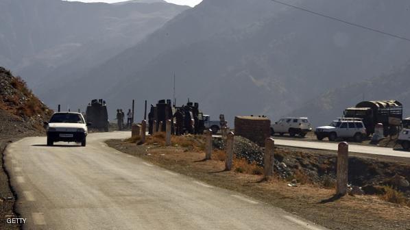 وزارة الدفاع الجزائرية تعثر على المكان الذي احتجز فيه الرهينة الفرنسي