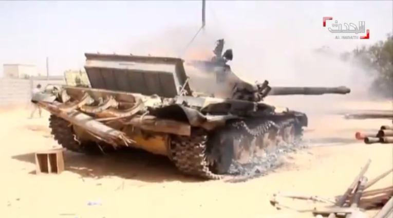 عشرات القتلى في معارك متفرقة بليبيا