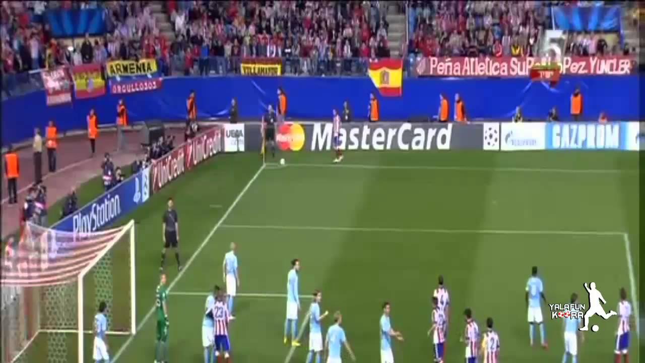 أتلتيكو مدريد ومالمو 5-0