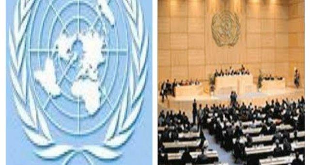 تدخل الأمم المتحدة في النزاعات المسلحة غير الدولية من اجل حماية حقوق الإنسان وتحقيق الحماية الإنسانية