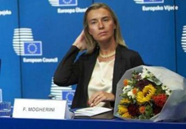 الممثلة السامية للاتحاد الأوروبي تدعو لتقديم مزيد من الدعم للمغرب لما يمثله من