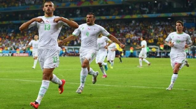 المنتخب الجزائري يتأهل الى نهائيات كان 2015