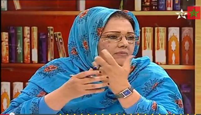 الشاعرة المغربية عزيزة يحضيه في مشارف