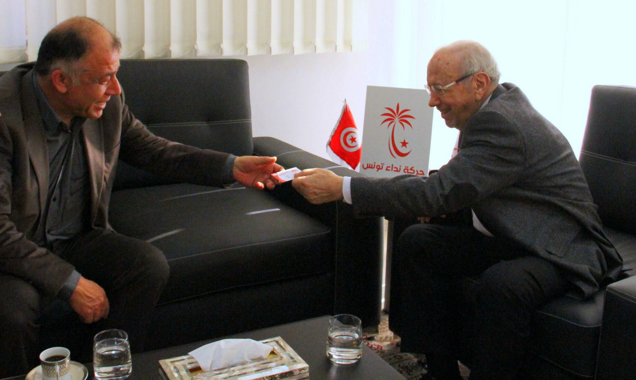 الباجي جلول: نداء تونس لن يتحالف مع النهضة