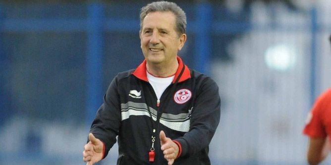 مدرب تونس يحذر ويطالب بوضع الأقدام في النهائيات