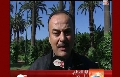 الصحابي يعتذرعن تصريحاته للمنتخب الموريتاني