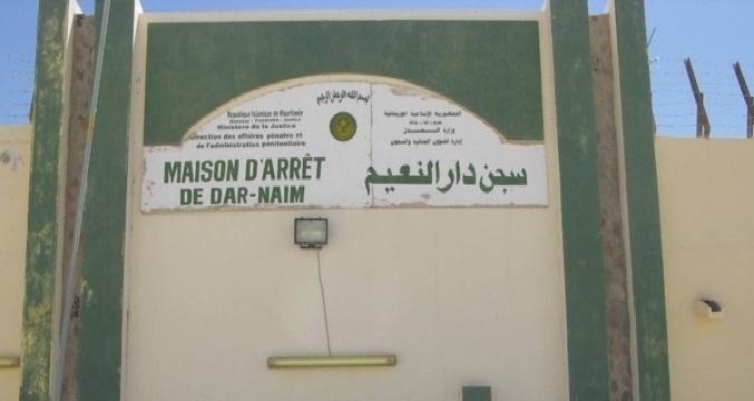 تدهور صحة سجناء الاكراه البدني في السجن المركزي بنواكشوط