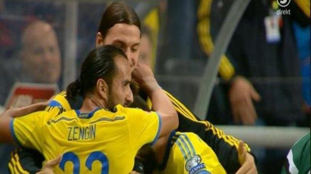 السويد تحقق فوزها الأول بتصفيات يورو 2016