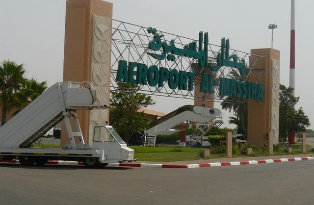 ارتفاع ملموس في حركة النقل الجوي للمسافرين في مطارات المغرب