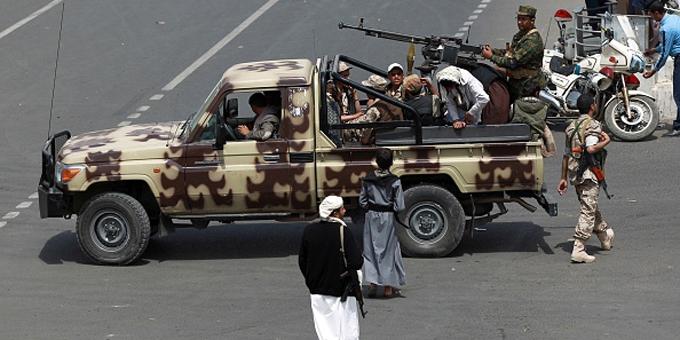 مواجهات دامية باليمن بين الحوثيين والقاعدة